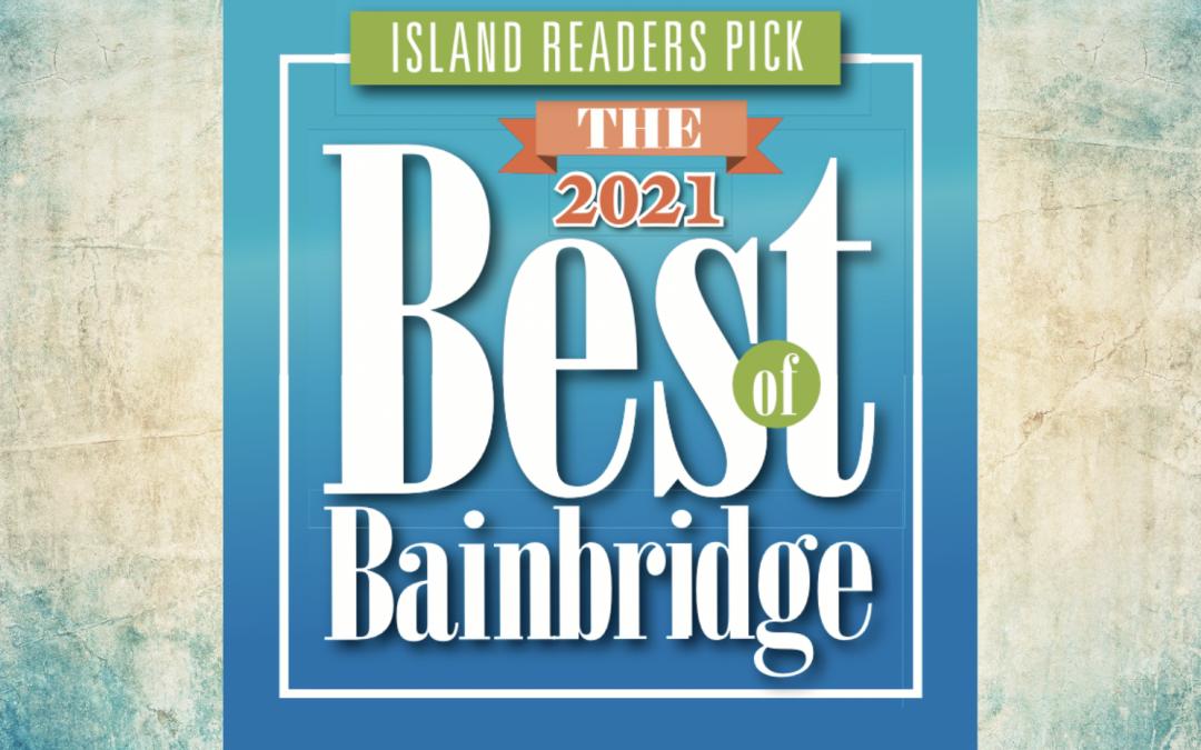 Best of Bainbridge 2021!