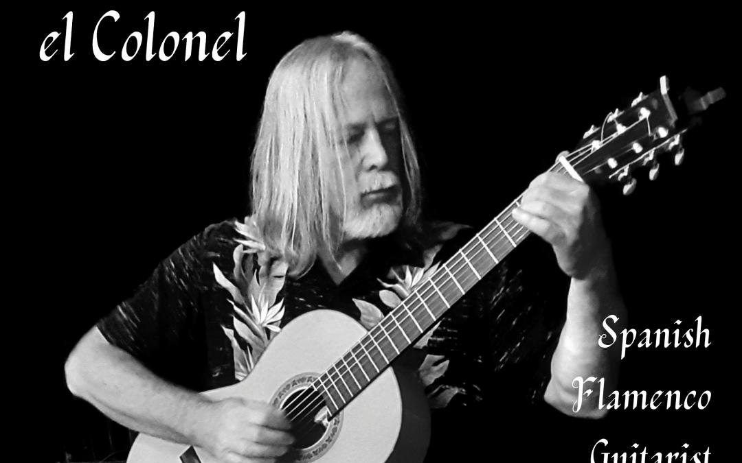 El Colonel Live at Earth and Vine