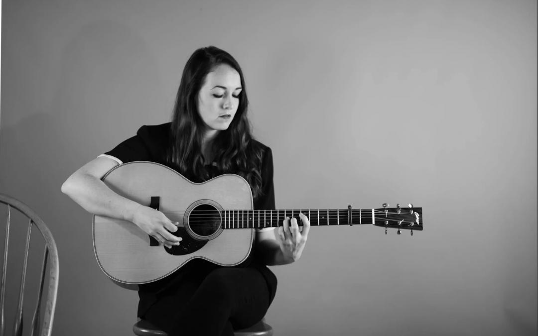 Sarah Brunner performs live at Earth & Vine!