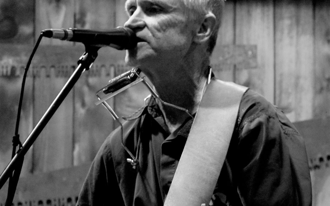 Tom Melancon Performs Live at Marketplace