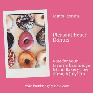 Donuts. Good, old fashioned cake and our original handcut @pbvdonuts sourdough donuts Wednesday-Sunday @pleasantbeachvillage. #donuts #donuts🍩 #donutsofinstagram #riseandshine #breakfastofchampions #eater #eaterseattle #king5evening #flavortown #sunsetmag #visitbainbridgeislandwa #visitbainbridgeisland #bainbridgeisland #bainbridgeislandlife